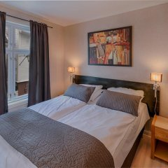 Kjøbmandsgaarden Hotel 3* Стандартный номер с двуспальной кроватью фото 2