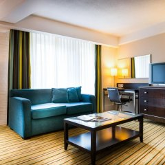 Renaissance Amsterdam Hotel 5* Улучшенный номер с различными типами кроватей фото 4