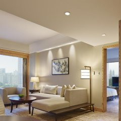 New World Shanghai Hotel 5* Люкс