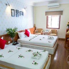 The Queen Hotel & Spa 3* Стандартный семейный номер разные типы кроватей фото 7