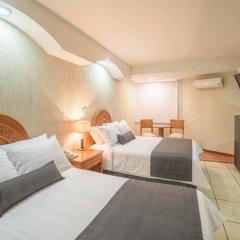 Hotel Malibu 4* Стандартный номер с 2 отдельными кроватями фото 5