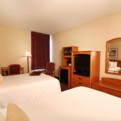 Отель Meadowlands River Inn 2* Стандартный номер с 2 отдельными кроватями фото 2