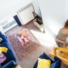 Отель B&B Place Jourdan Бельгия, Брюссель - отзывы, цены и фото номеров - забронировать отель B&B Place Jourdan онлайн интерьер отеля фото 3