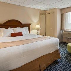Отель Best Western Inn & Conference Center 2* Стандартный номер с различными типами кроватей фото 2