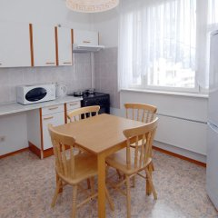 Гостиница Aparthotel Eridan Апартаменты с разными типами кроватей фото 5