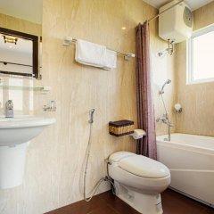 Отель Riverside Impression Homestay Villa 3* Номер Делюкс с различными типами кроватей фото 14