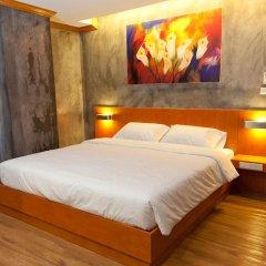 Отель Chaphone Guesthouse 2* Номер Делюкс с разными типами кроватей