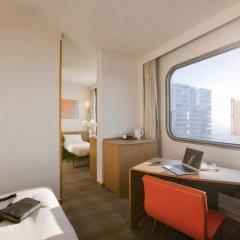 Отель Novotel Paris Centre Tour Eiffel 4* Улучшенный номер с разными типами кроватей