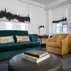The Renwick Hotel New York City, Curio Collection by Hilton 4* Люкс с различными типами кроватей фото 9