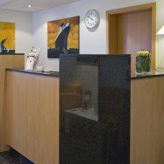 GHOTEL hotel & living Hamburg интерьер отеля