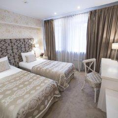 Гостиница Де Пари 4* Улучшенный номер 2 отдельные кровати фото 2