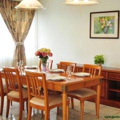Апартаменты Garden View Court Serviced Apartments Улучшенные апартаменты с различными типами кроватей фото 9