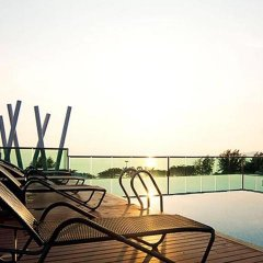 Отель The Gallery Jomtien Beach Pattaya Condo By Dome Студия фото 32