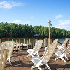 Гостиница Истра Holiday в Трусово 2 отзыва об отеле, цены и фото номеров - забронировать гостиницу Истра Holiday онлайн балкон