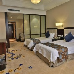 Jinjiang Nanjing Hotel комната для гостей фото 4