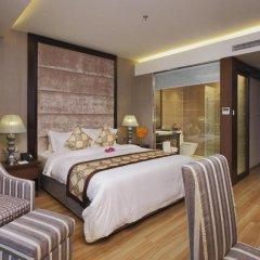 Athena Boutique Hotel 3* Номер Делюкс с различными типами кроватей фото 13