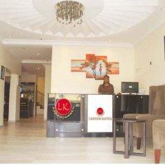 Отель Lakeem Suites Ikoyi интерьер отеля