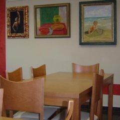 Отель Hostal Rica Posada питание