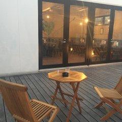 Chillulu Coffee & Hostel балкон
