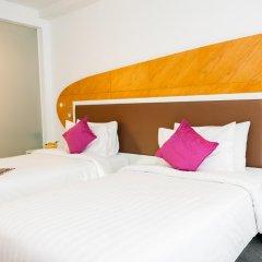 Hotel Icon Bangkok 4* Улучшенный номер с различными типами кроватей фото 15