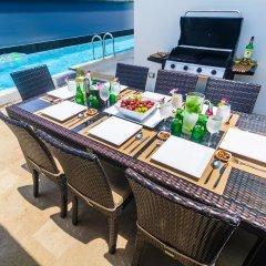 Отель Elemental 5FL Infinity Pool Seafront Villas 5* Вилла Делюкс фото 26