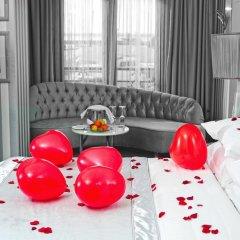 Отель Wyndham Grand Istanbul Kalamis Marina 5* Полулюкс с различными типами кроватей фото 13