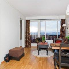 Scandic Partner Bergo Hotel 3* Апартаменты с различными типами кроватей фото 11