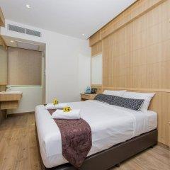 Hotel 81 Premier Star 2* Улучшенный номер с различными типами кроватей фото 2