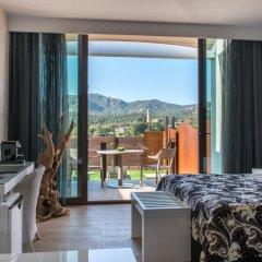 Отель Mas Tapiolas Suites Natura 4* Люкс с различными типами кроватей фото 4