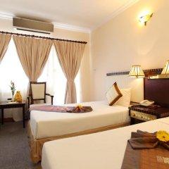 Отель Dic Star 4* Улучшенный номер фото 5