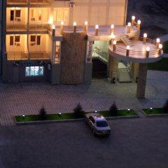 Гостиница Ак-Гель парковка