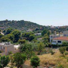 Отель Seaview Villa Near Athens Airport 3* Вилла с различными типами кроватей фото 15