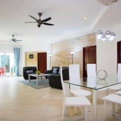 Отель Magic Villa Pattaya 4* Вилла Делюкс с различными типами кроватей фото 37