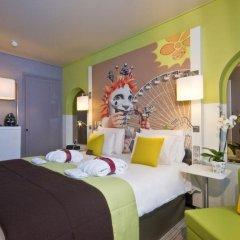 Отель Mercure Nice Centre Grimaldi 4* Стандартный номер с различными типами кроватей фото 8