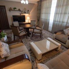 Hotel Classic 4* Люкс с разными типами кроватей фото 10
