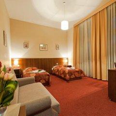 Hotel Alexander II 3* Стандартный номер с различными типами кроватей фото 6
