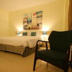 Отель Apo Hotel Таиланд, Краби - отзывы, цены и фото номеров - забронировать отель Apo Hotel онлайн комната для гостей фото 3