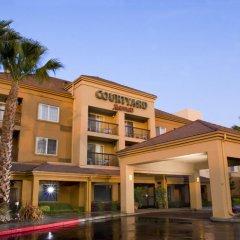 Отель Courtyard Milpitas Silicon Valley 3* Стандартный номер с различными типами кроватей фото 3
