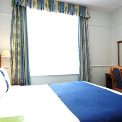 Отель Holiday Inn London Oxford Circus 3* Представительский номер с различными типами кроватей фото 4