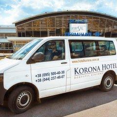 Гостиница Корона городской автобус
