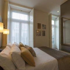 Отель My Story Ouro 3* Стандартный номер с различными типами кроватей фото 5