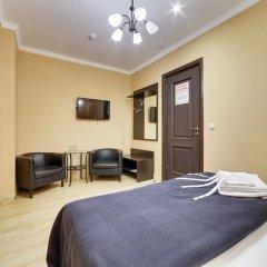 Гостиница Минима Белорусская 3* Люкс с двуспальной кроватью фото 6
