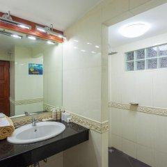 Отель Tropica Bungalow Resort 3* Улучшенное бунгало с различными типами кроватей фото 4