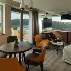 Budapest Marriott Hotel 5* Люкс с различными типами кроватей фото 4