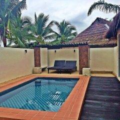 Отель Lawana Escape Beach Resort 3* Бунгало Премиум с различными типами кроватей фото 3
