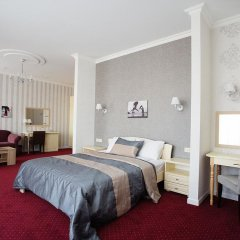 Гостиница Ajur 3* Люкс разные типы кроватей фото 30