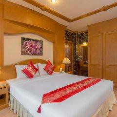 Отель Chang Residence 3* Стандартный номер с двуспальной кроватью фото 6