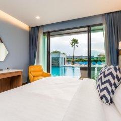 Отель BlueSotel Krabi Ao Nang Beach 4* Номер Делюкс с различными типами кроватей фото 4
