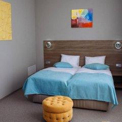 Platinum Hotel 3* Стандартный номер двуспальная кровать фото 2