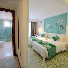 Lantana Hoi An Boutique Hotel & Spa 4* Улучшенный номер с различными типами кроватей фото 7